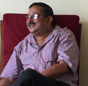 Professor Ujjayan Bhattacharya